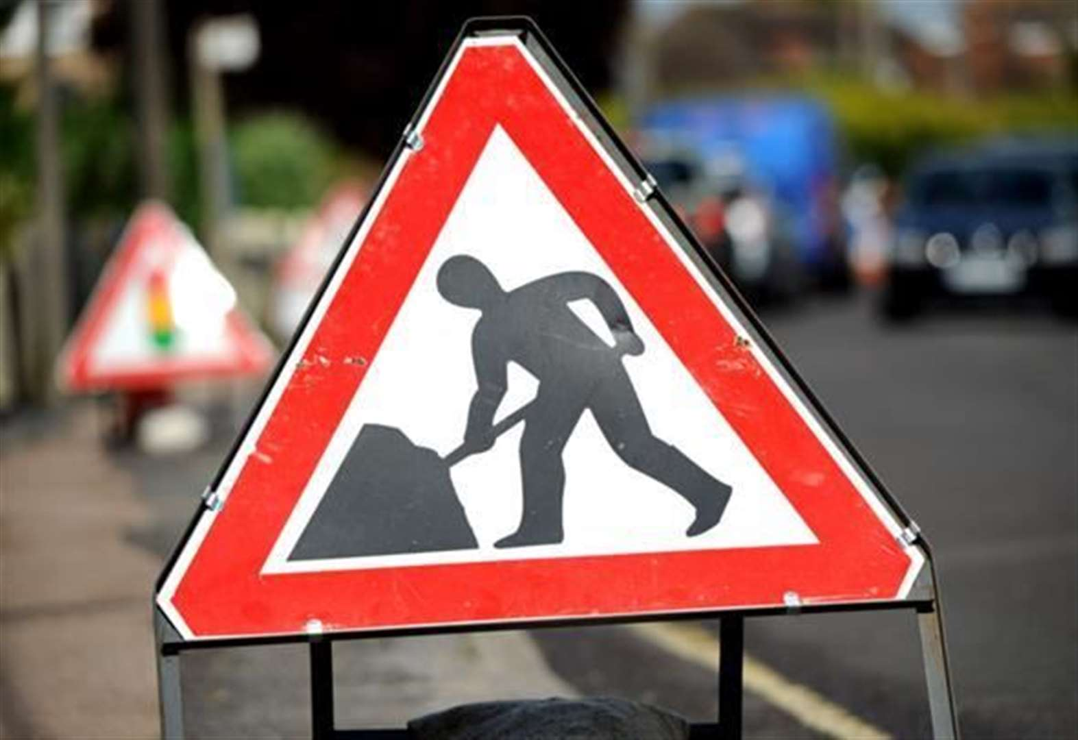 Roadworks affecting our towns and villages