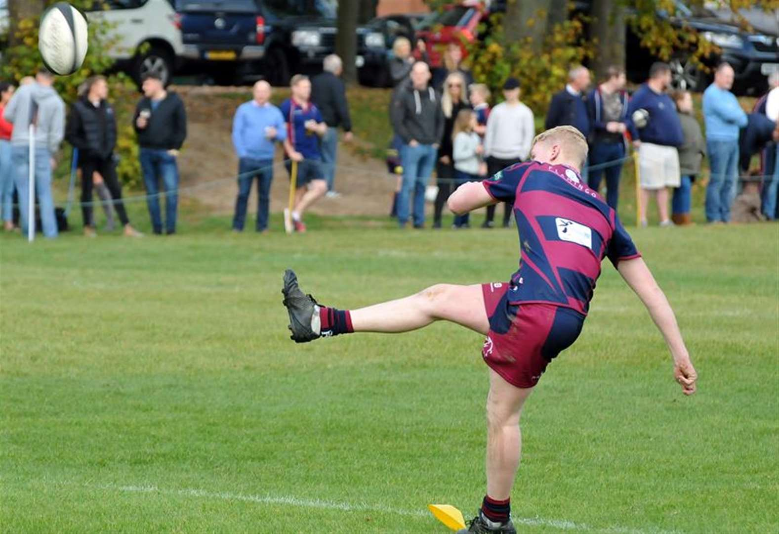 RUGBY UNION: Spirited effort by Spalding