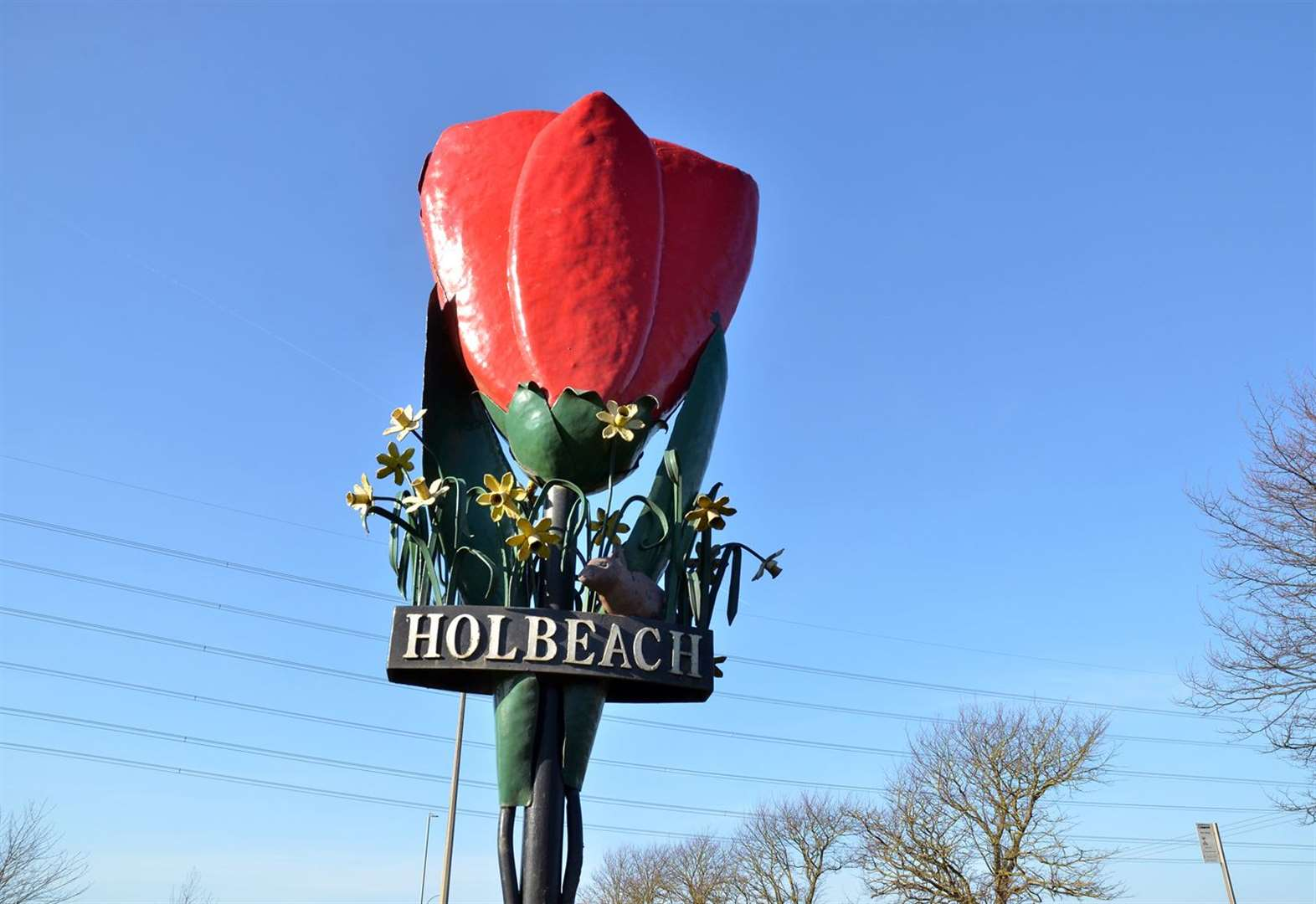 Letter writer's ideas to improve Holbeach