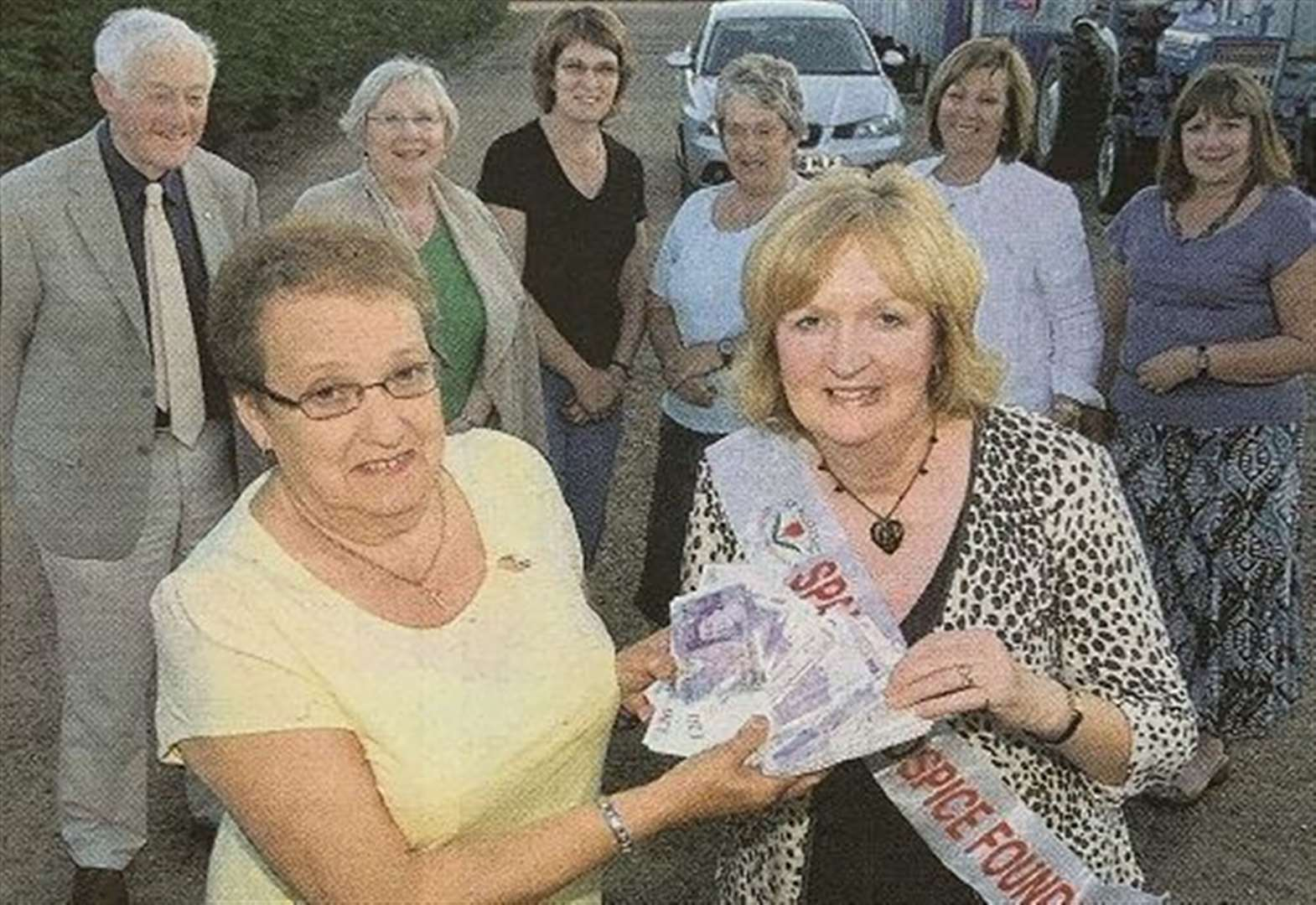 NOSTALGIA: Spalding Hospice Foundation funds boosted ten years ago