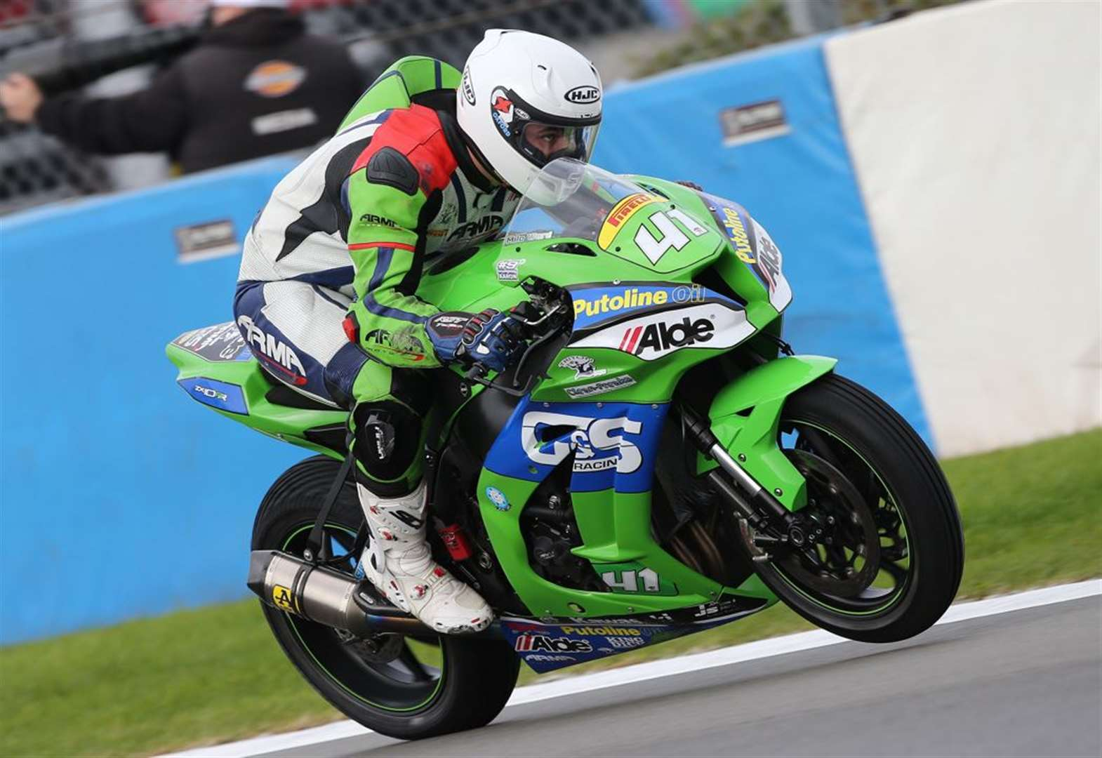 MOTORCYCLING: Milo rewarded for efforts