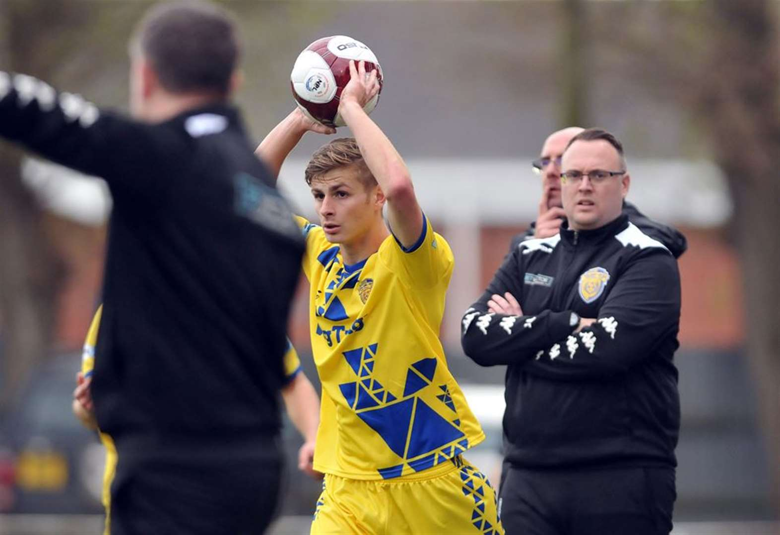 MATCH REACTION: Thorogood has eyes on Tulips' job after 'mind-blowing' win at Worksop Town