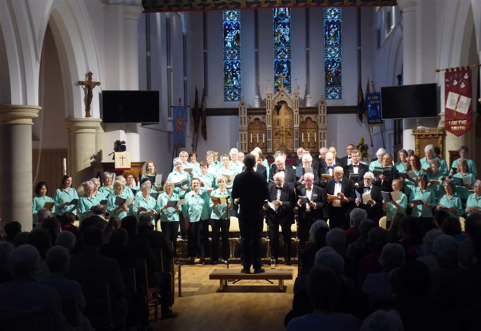 New choir leader at helm for South Holland Singers' concert in Spalding