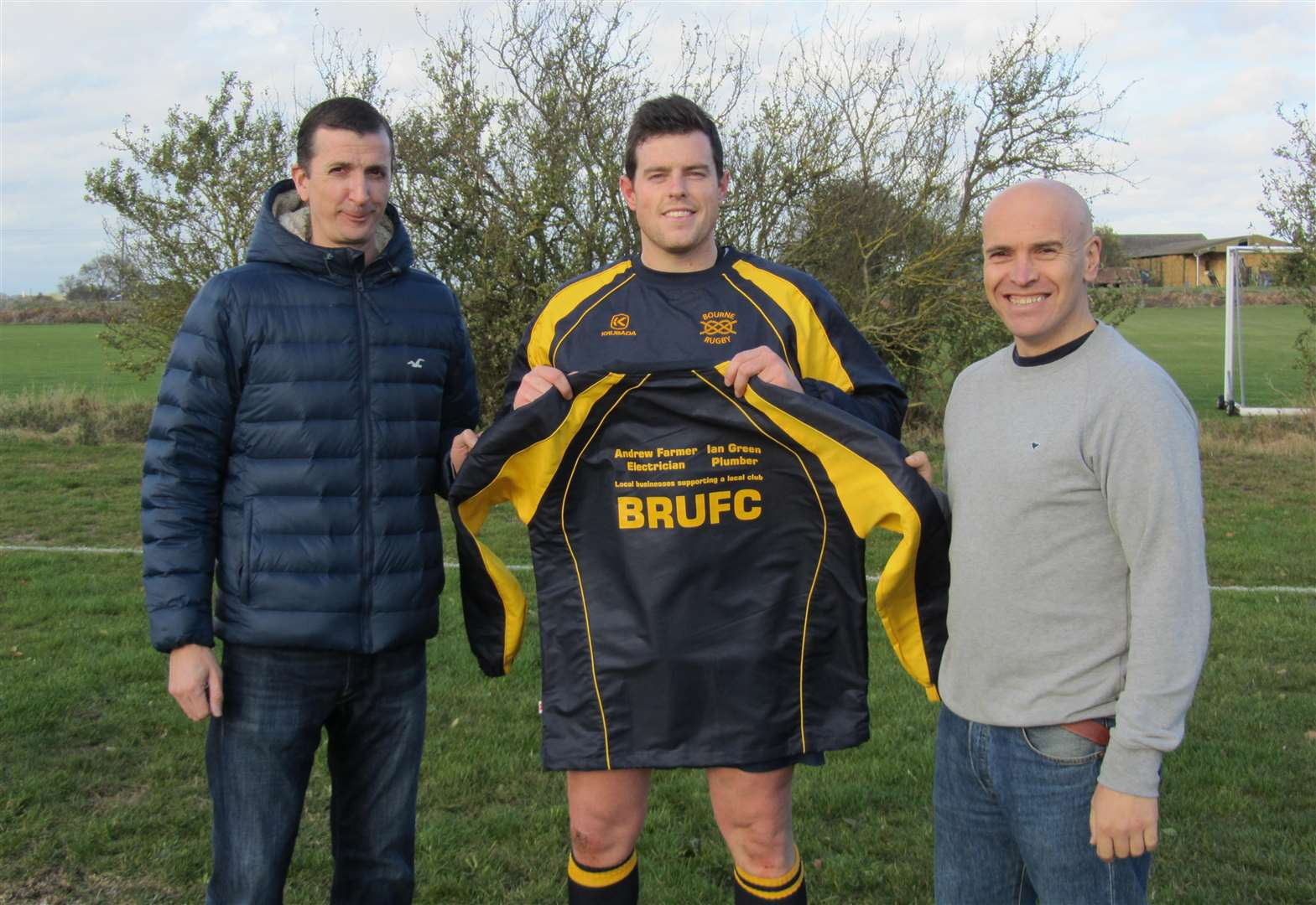 RUGBY UNION: Second success of the season for strong Bourne side