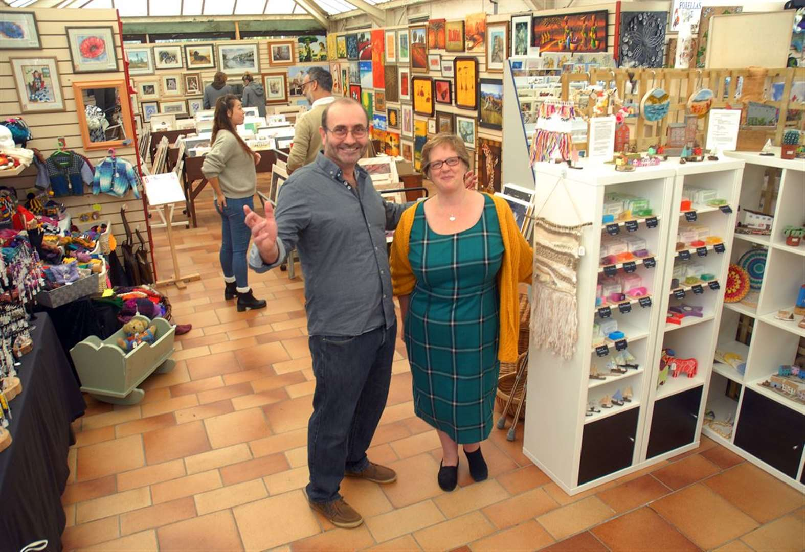 Exciting new craft centre opens