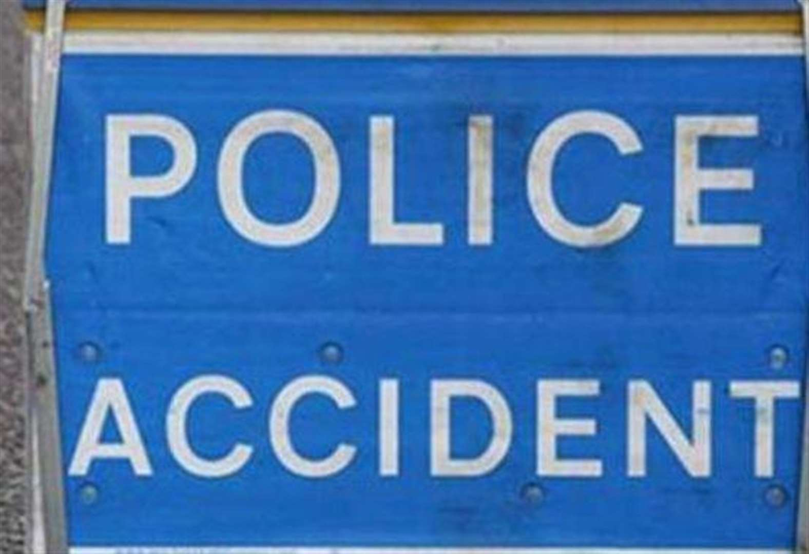 Man dead after collision on A16