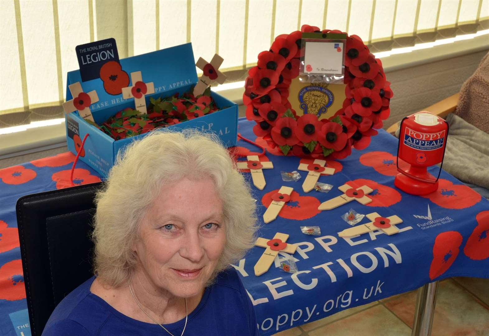 Don't let Long Sutton Poppy Appeal fade and die