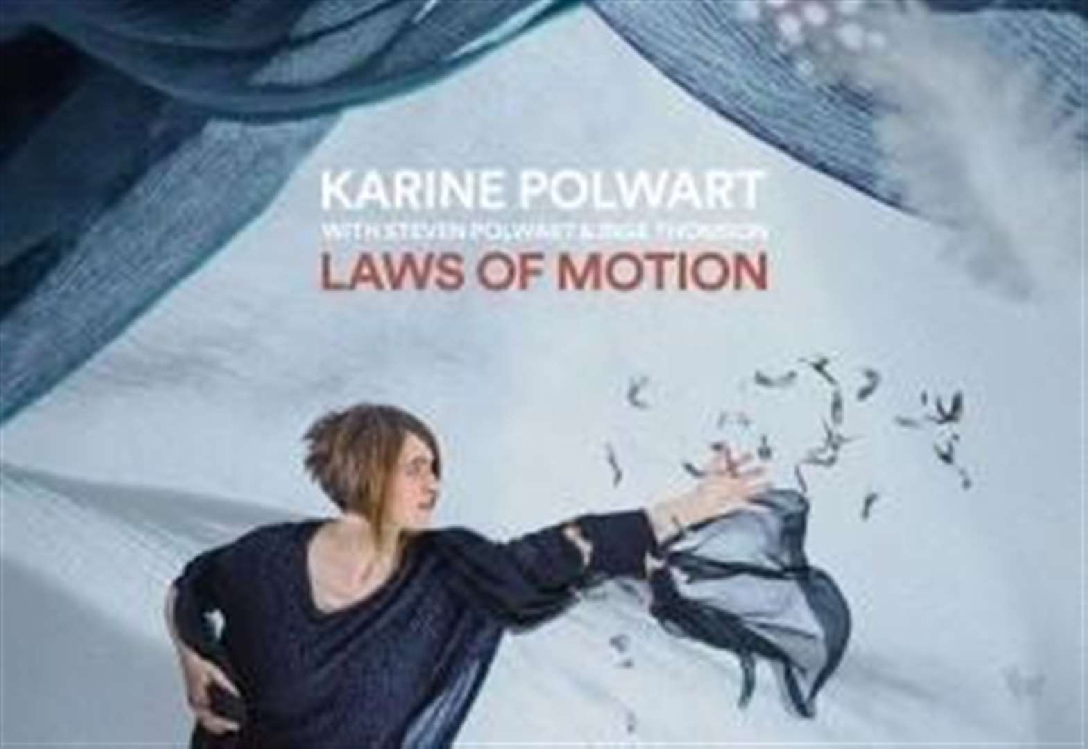 ALBUM REVIEW: Laws of Motion, Karine Polwart, Hudson Records, out Friday
