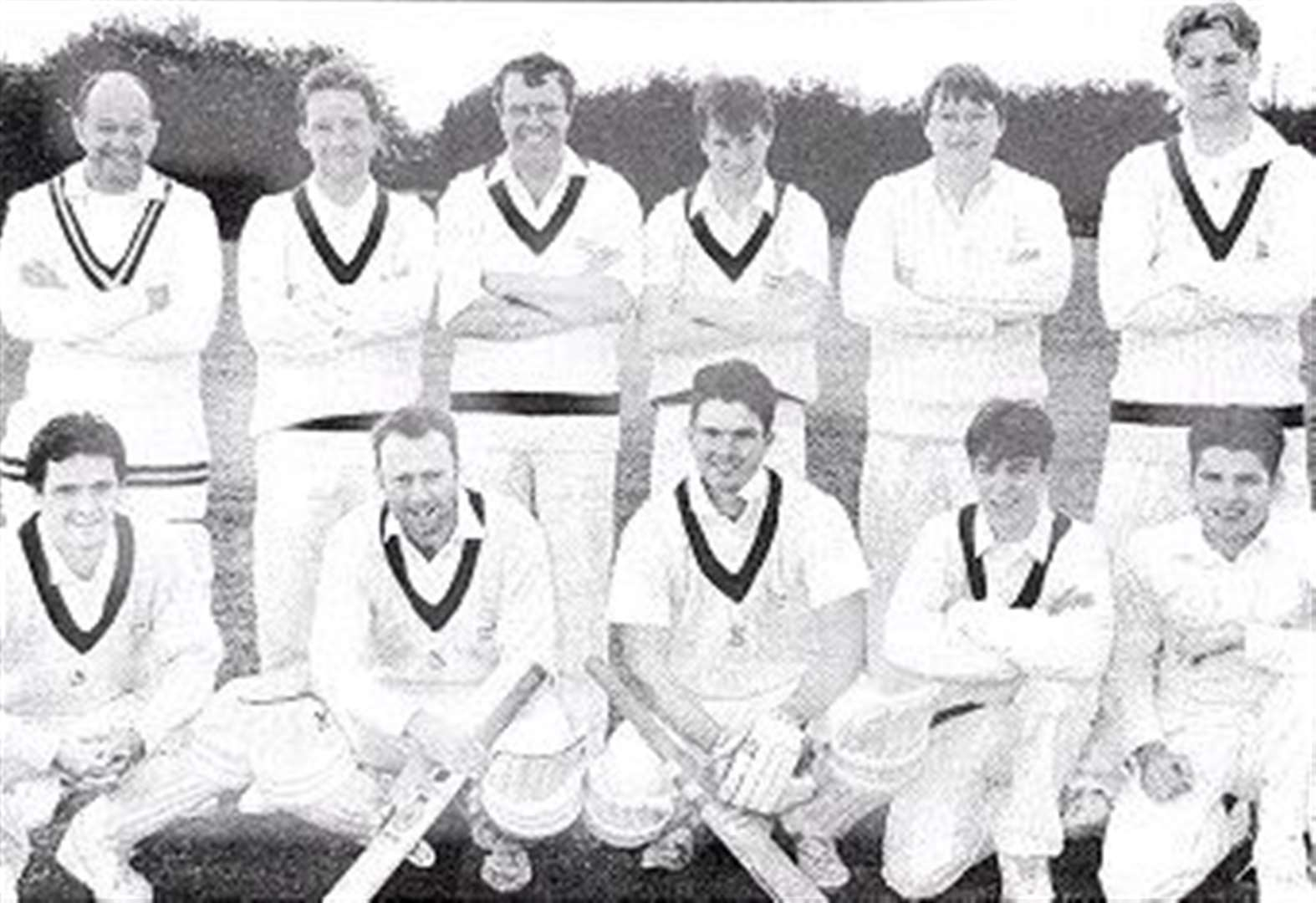 NOSTALGIA: Spalding 1st XI from 25 years ago