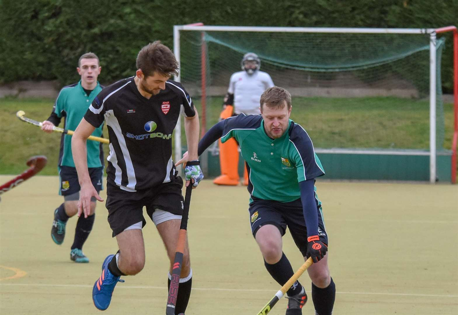 HOCKEY: Andrew's amazing haul after treble hat-trick for Dragons