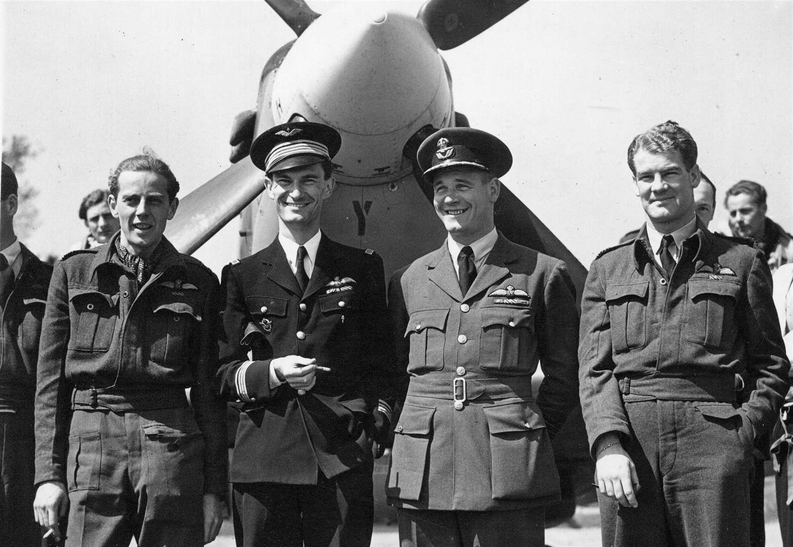 New book tells the real story behind elite RAF training school at Sutton Bridge