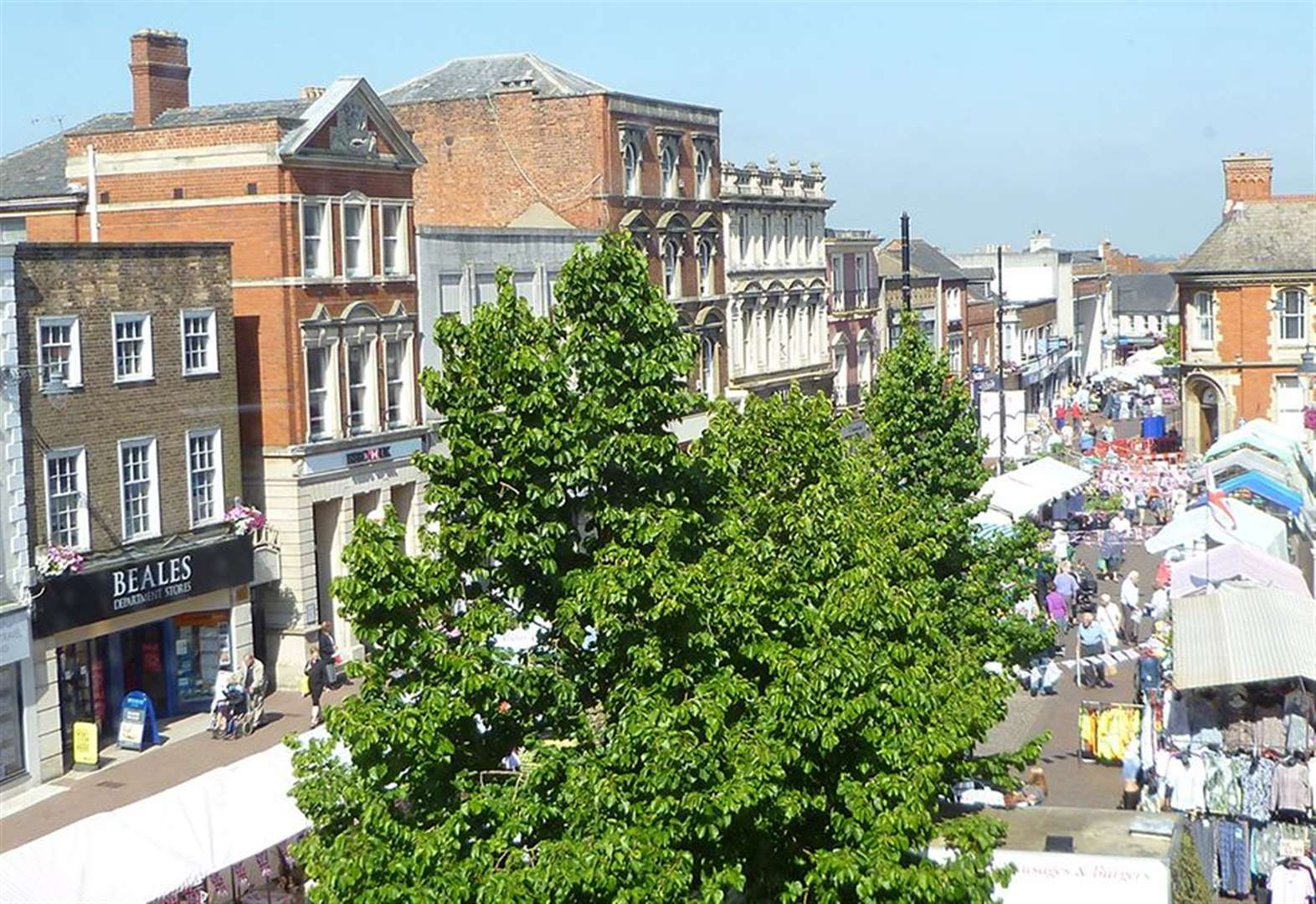 Wishlist for town centres following £500k plans