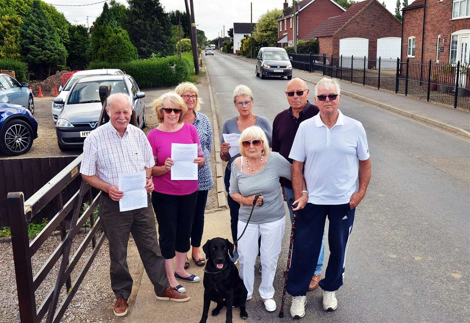 People power could win speed limit cut at West Pinchbeck