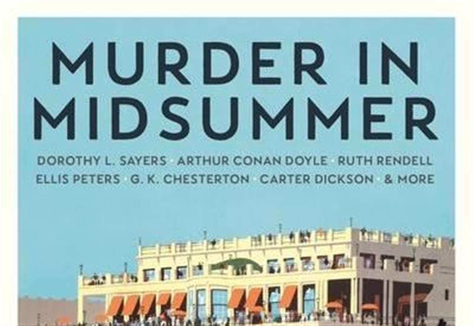 BOOK OF THE WEEK: Murder in Midsummer by various authors
