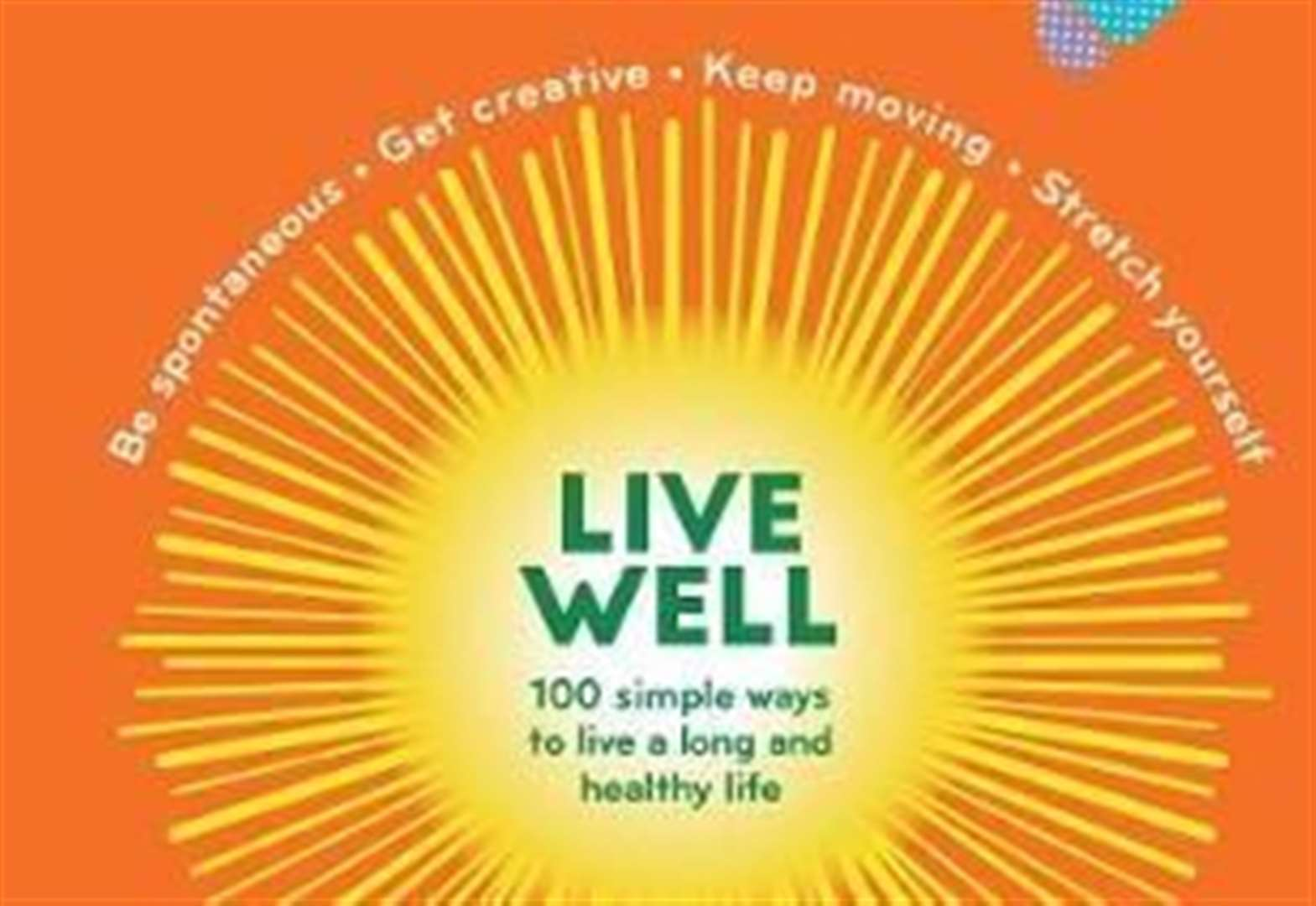 BOOK OF THE WEEK: Live Well by Dr Trisha Macnair