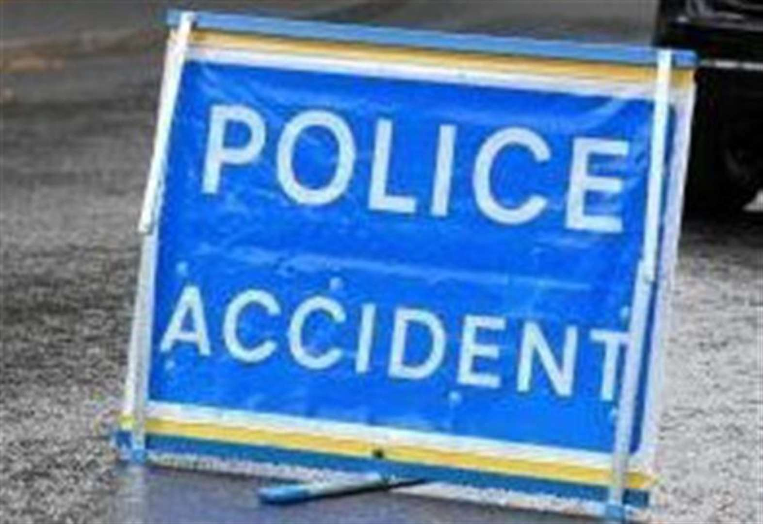 A52 at Donington closed after an accident further down the road