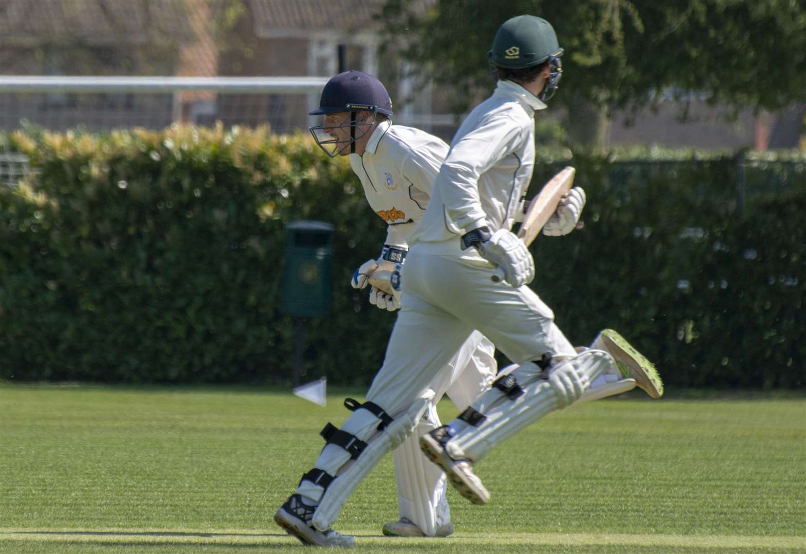 CRICKET: This weekend's fixtures