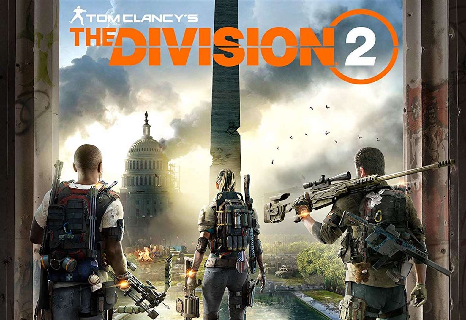 VIDEO GAME REVIEW: The Division 2