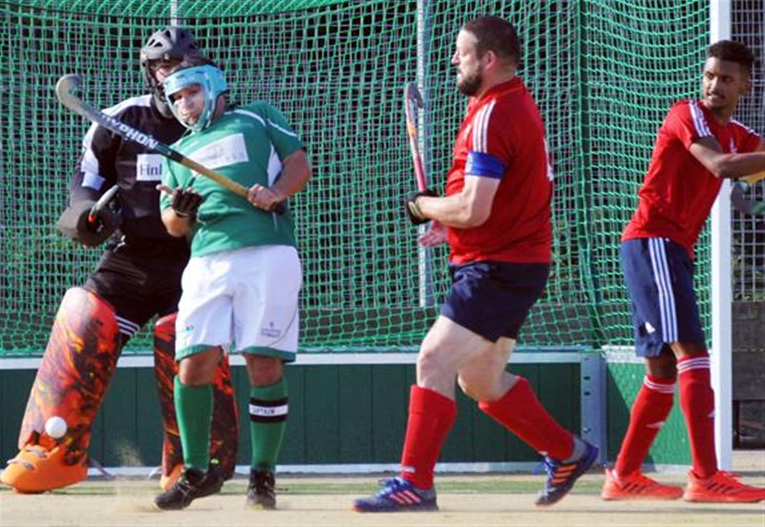 HOCKEY: Back to business in Dragons' den