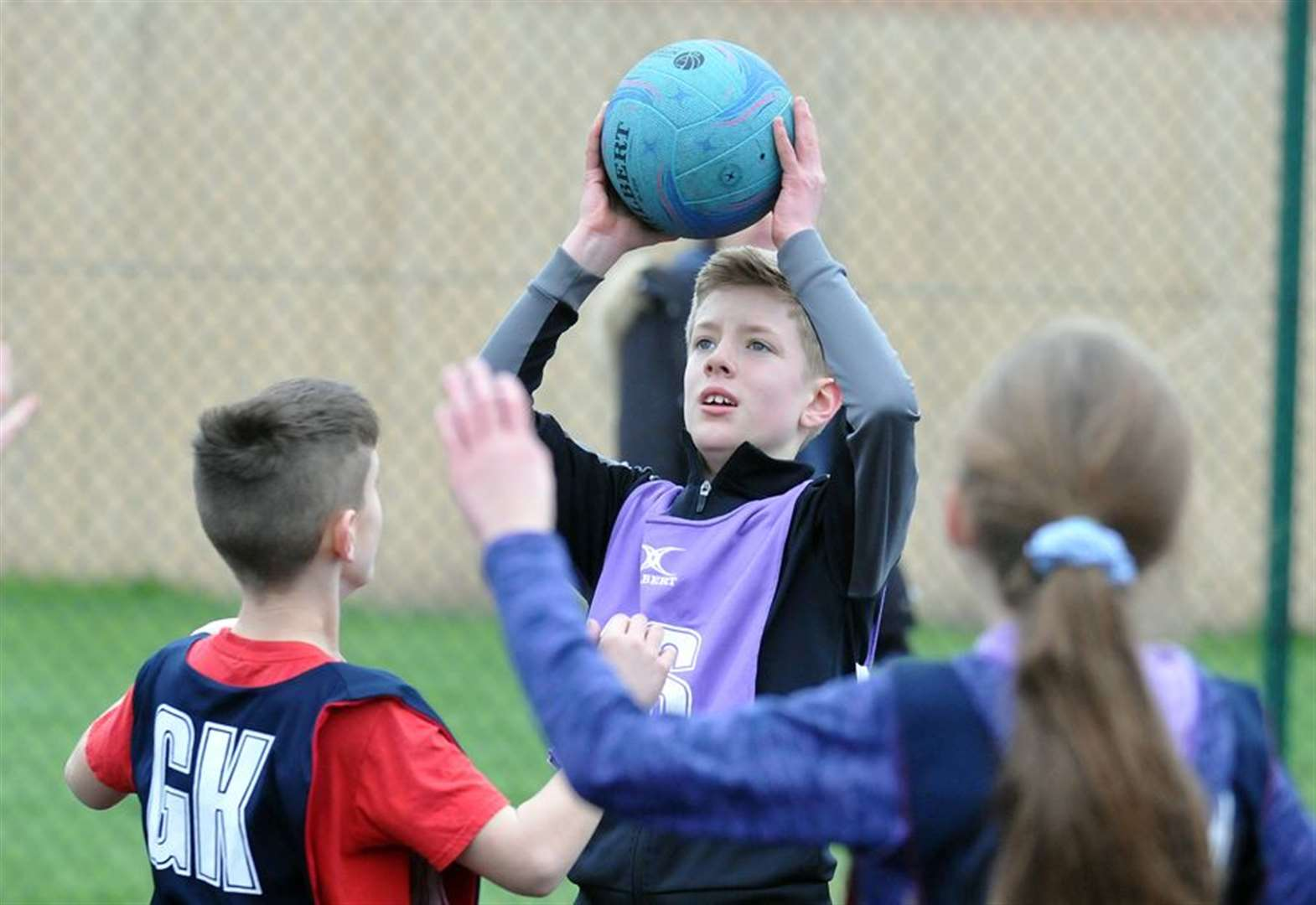 School Games youngsters enjoy netball tournaments