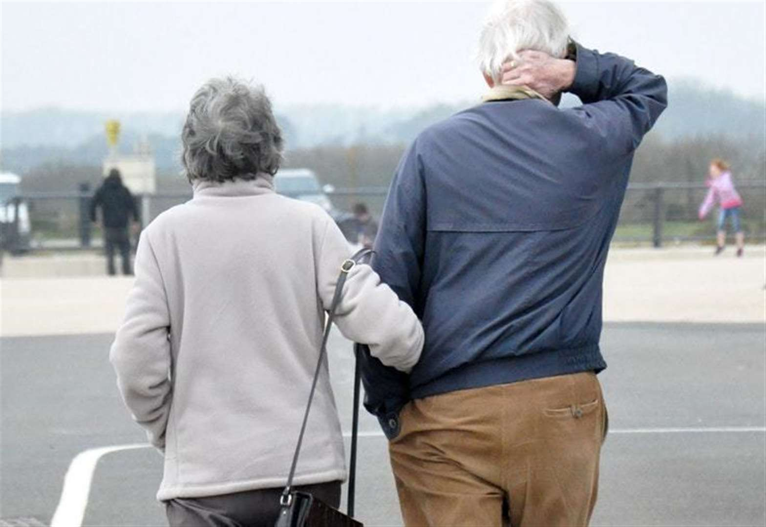 Pensioner households to rise by more than 40 per cent within 25 years