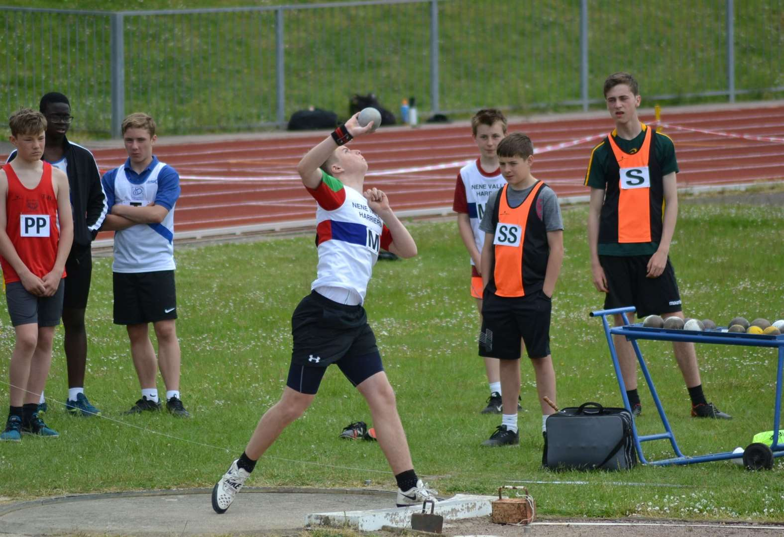 ATHLETICS: Schoolboy double success for Capes