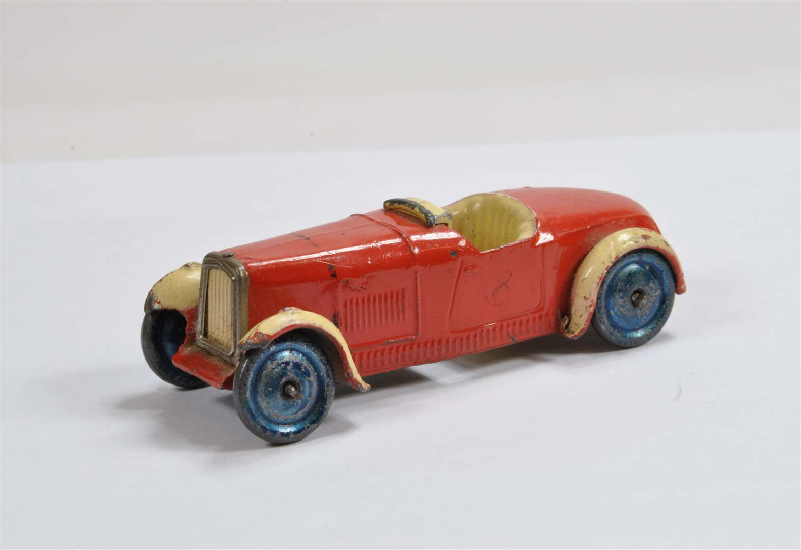 Pre-war toys left untouched for years sell for thousands at auction