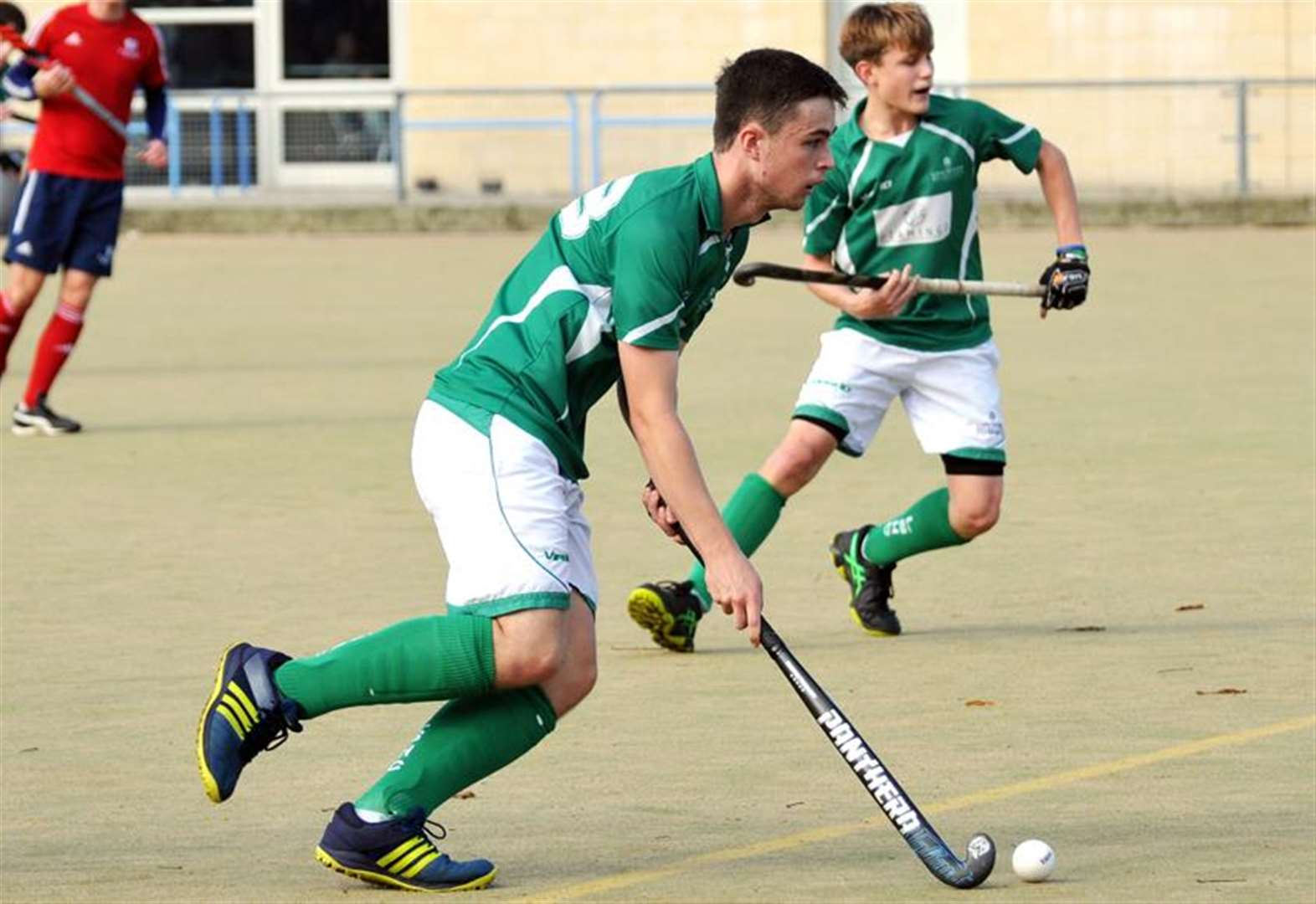 HOCKEY: Joy for Josh with late winner