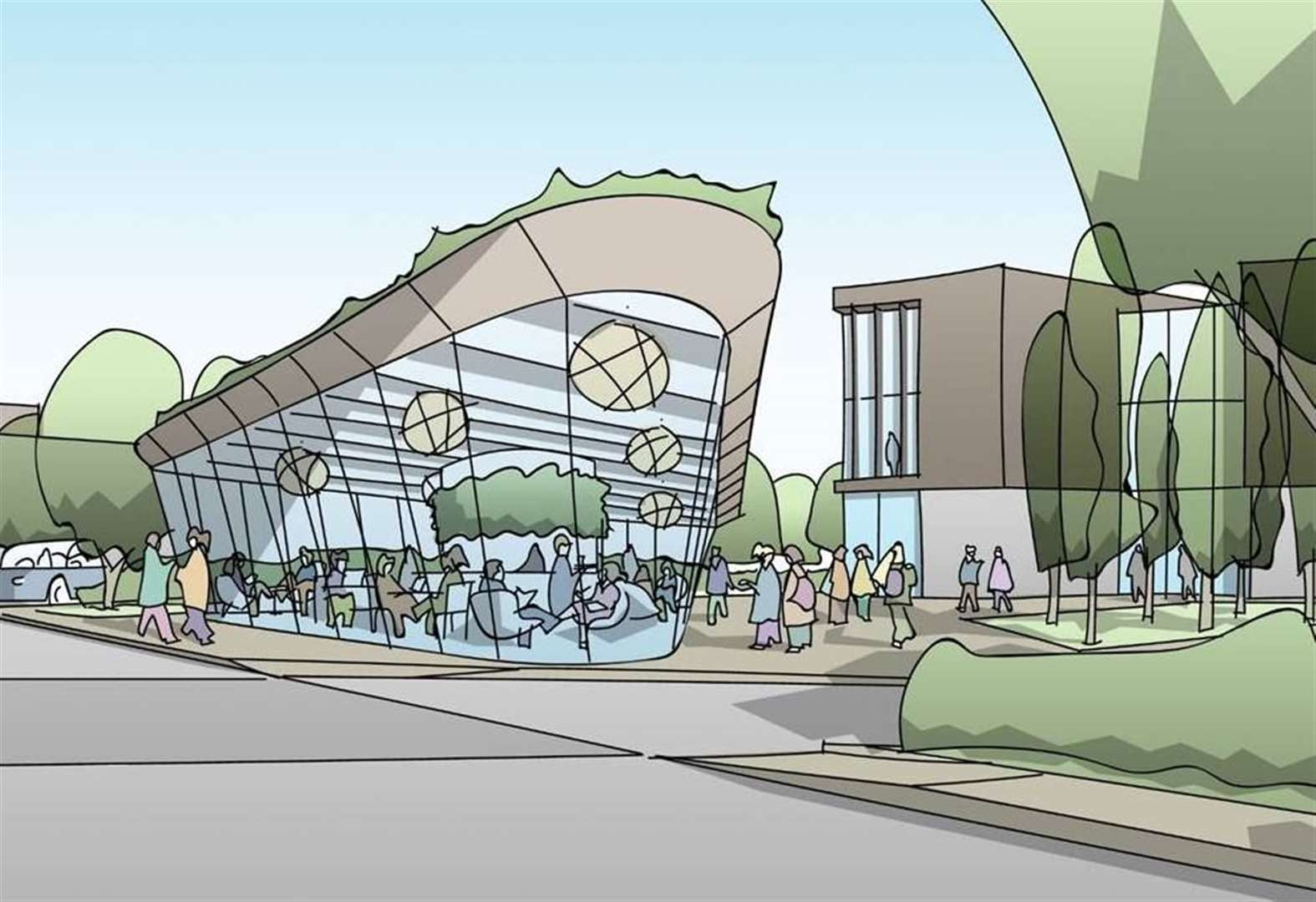 Building work starts in January on the centre-piece of a multi-million Food Enterprise Zone