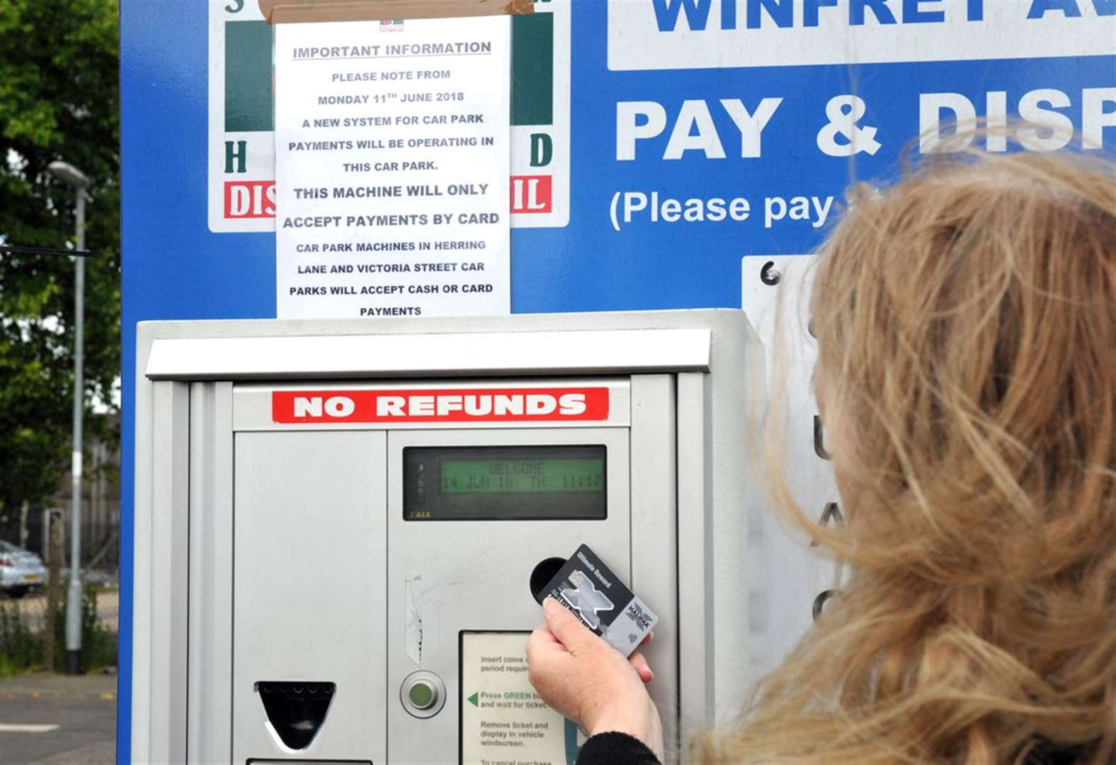 Car parking charges are set to rise