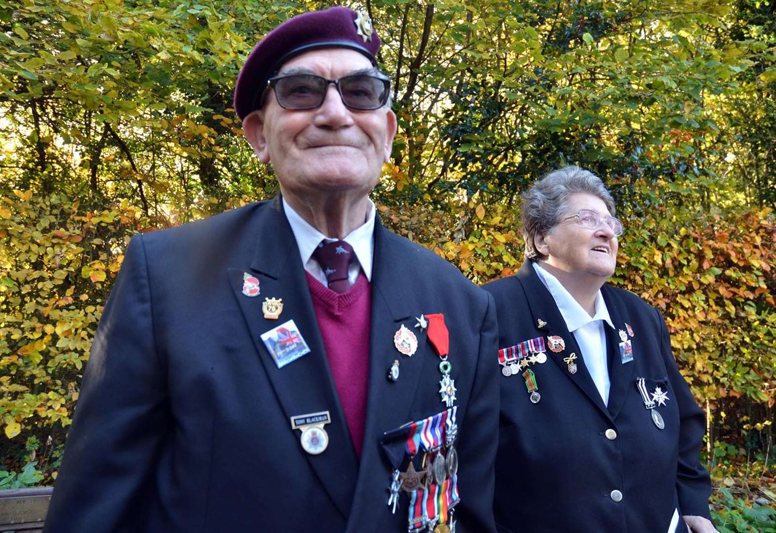 D-Day 75: Veteran and the pride of the Spalding Paras has returned to Normandy
