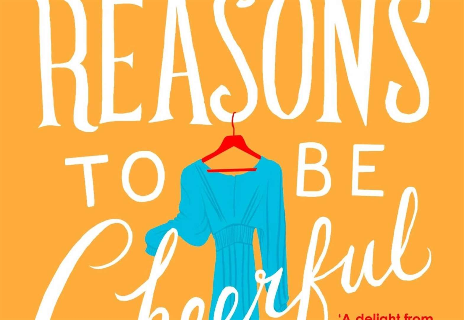 BOOK OF THE WEEK: Reasons To Be Cheerful by Nina Stibbe