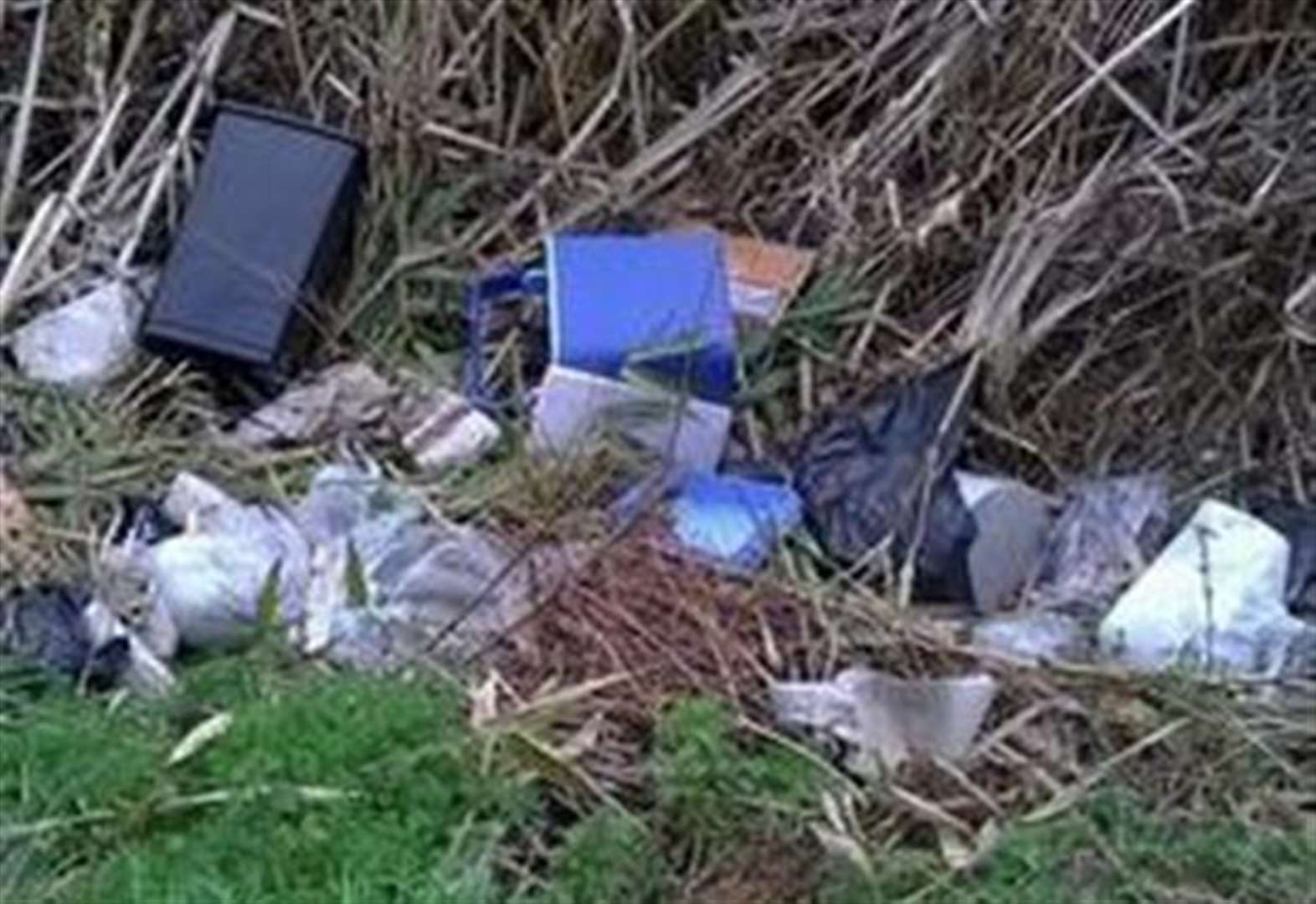 LETTER: Dumping garden waste on people's land is still fly tipping