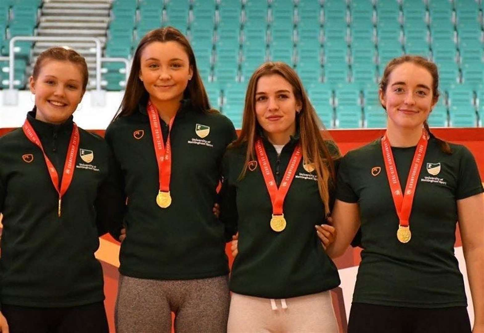 CYCLING: Double gold means big BUCS for Tilly at track championships