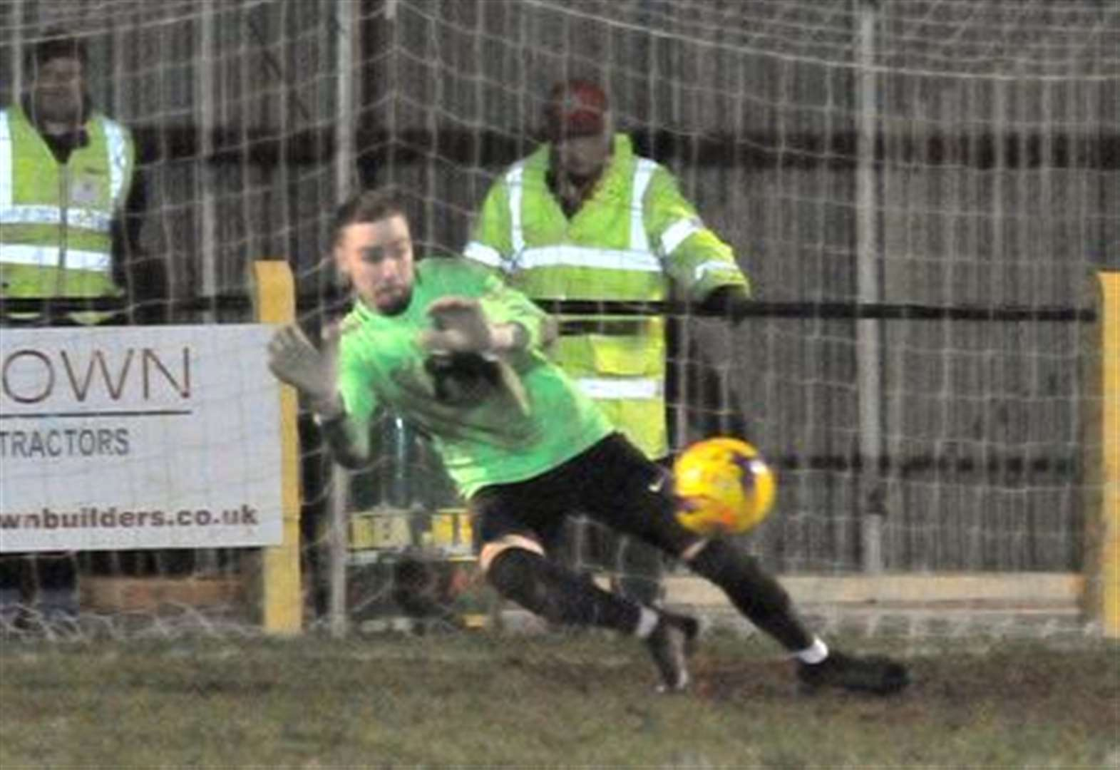 MATCH VERDICT AND PHOTO GALLERY: Elsom earns spot in county cup final for Clarets