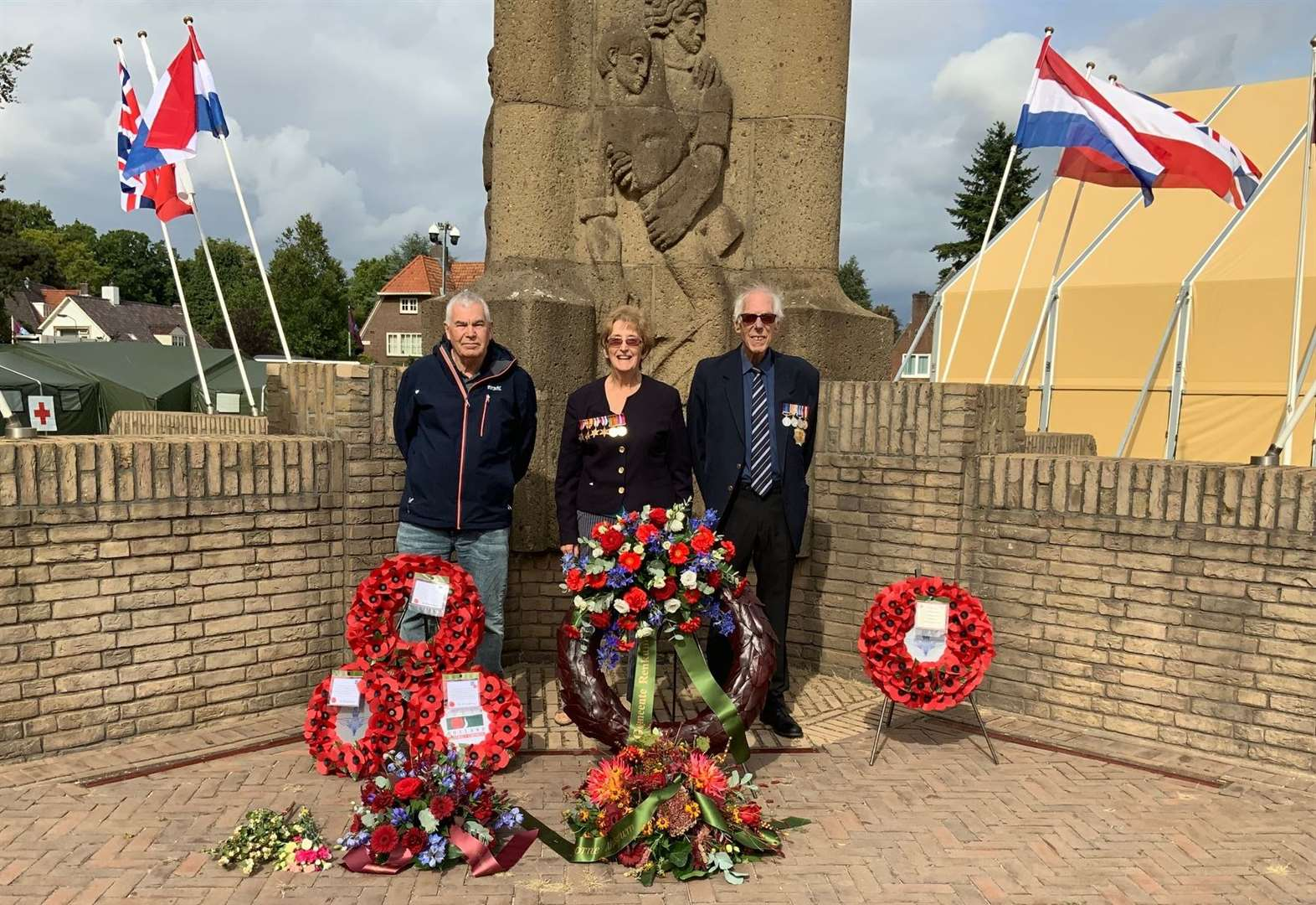 Arnhem 75: Commemorations on both sides of the North Sea