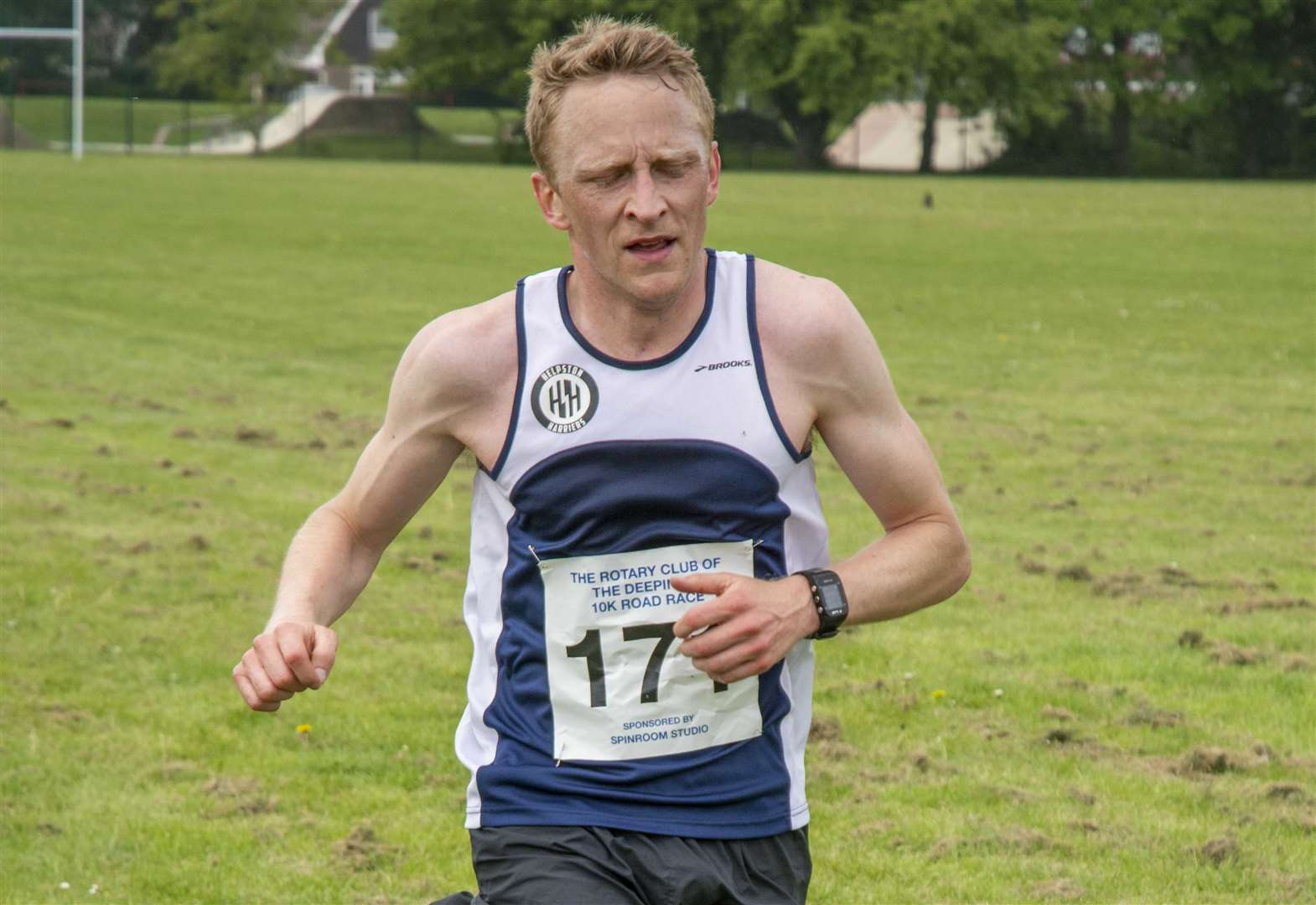 Helpston quartet produce dominant display at Deepings 10k race