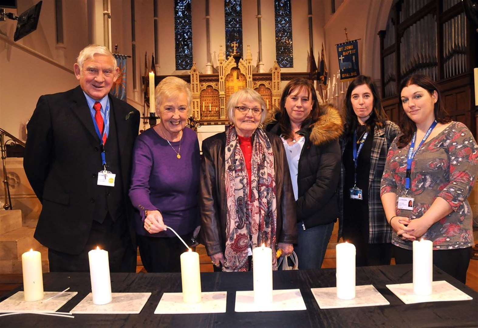 Remembrance of lost loved ones raises £40,000-plus for hospice