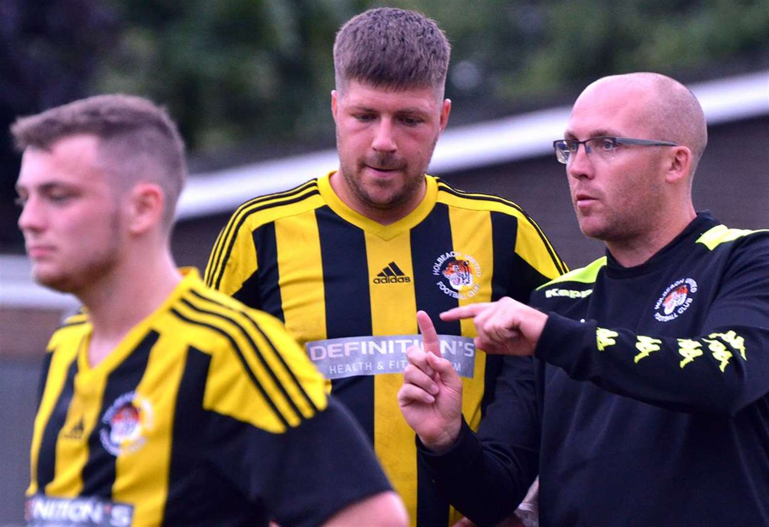 FOOTBALL: Holbeach United boss looks at changes