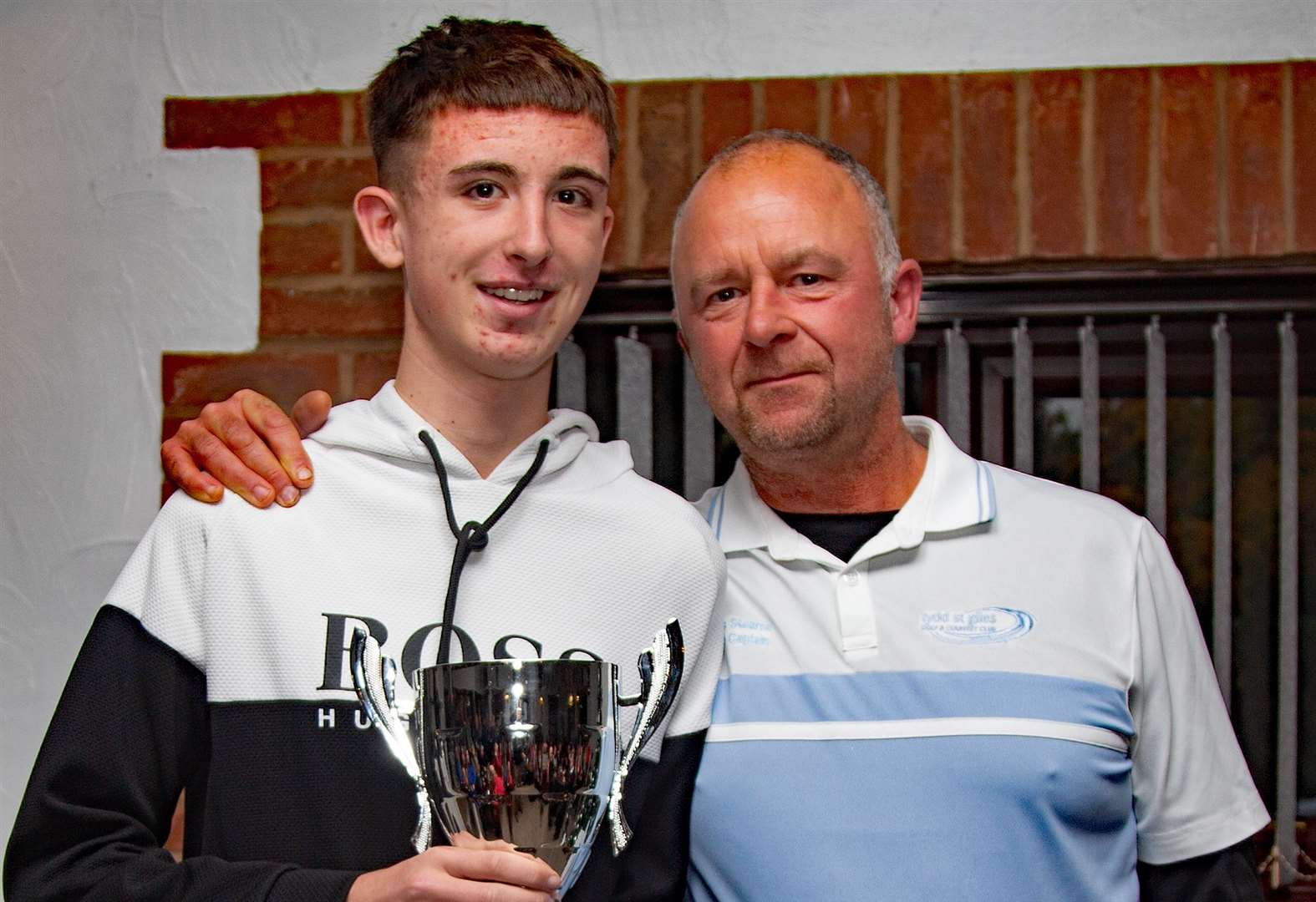 GOLF: Turner is captain's choice at presentation day