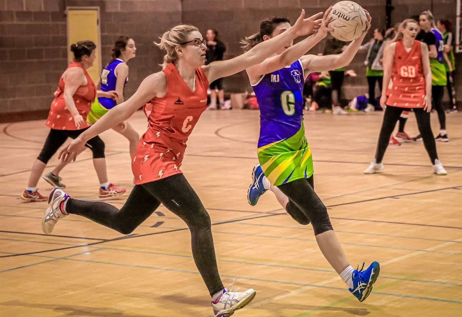 NETBALL: Tulips take top spot