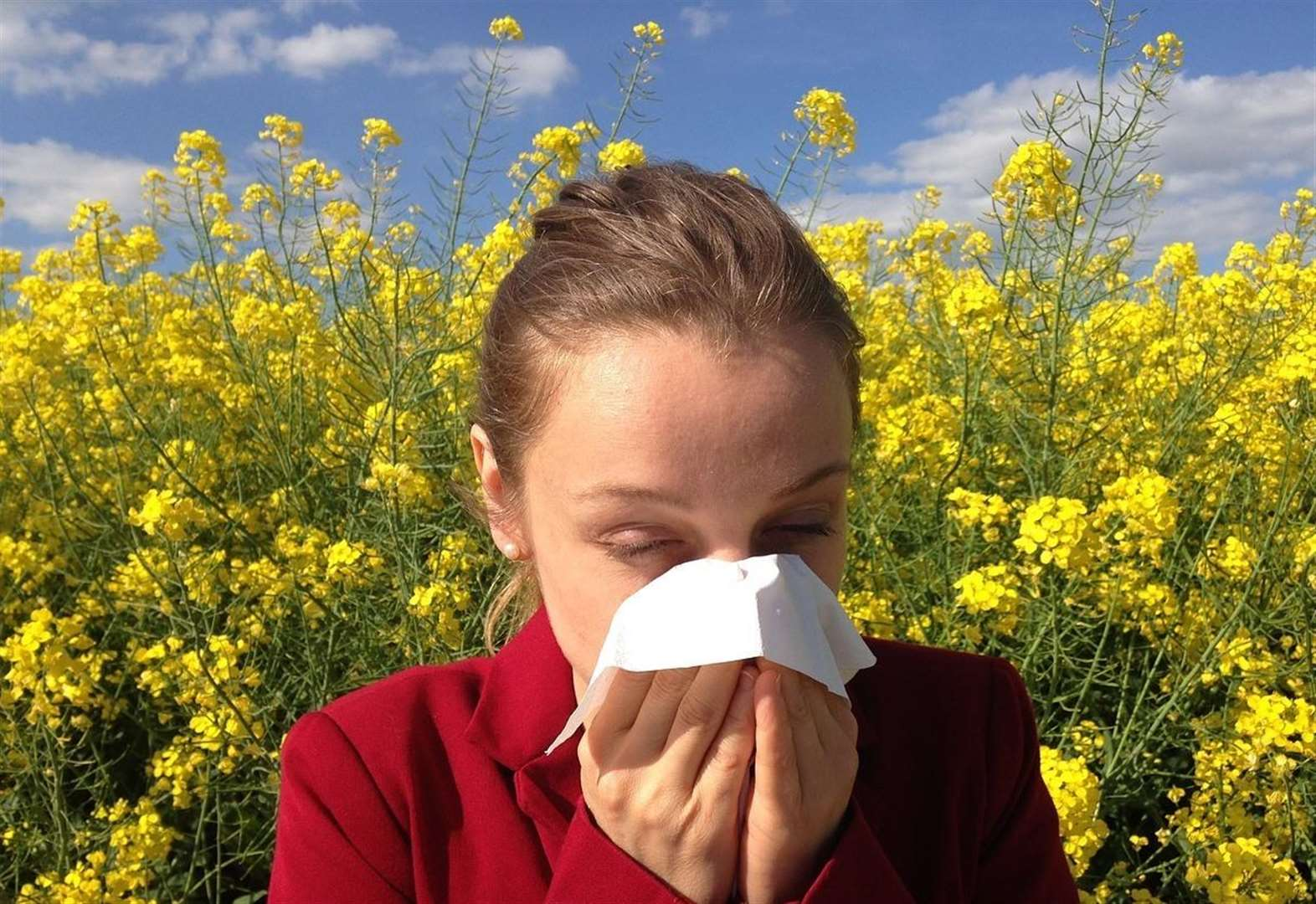 DOCTOR CALLING: Hated hay fever