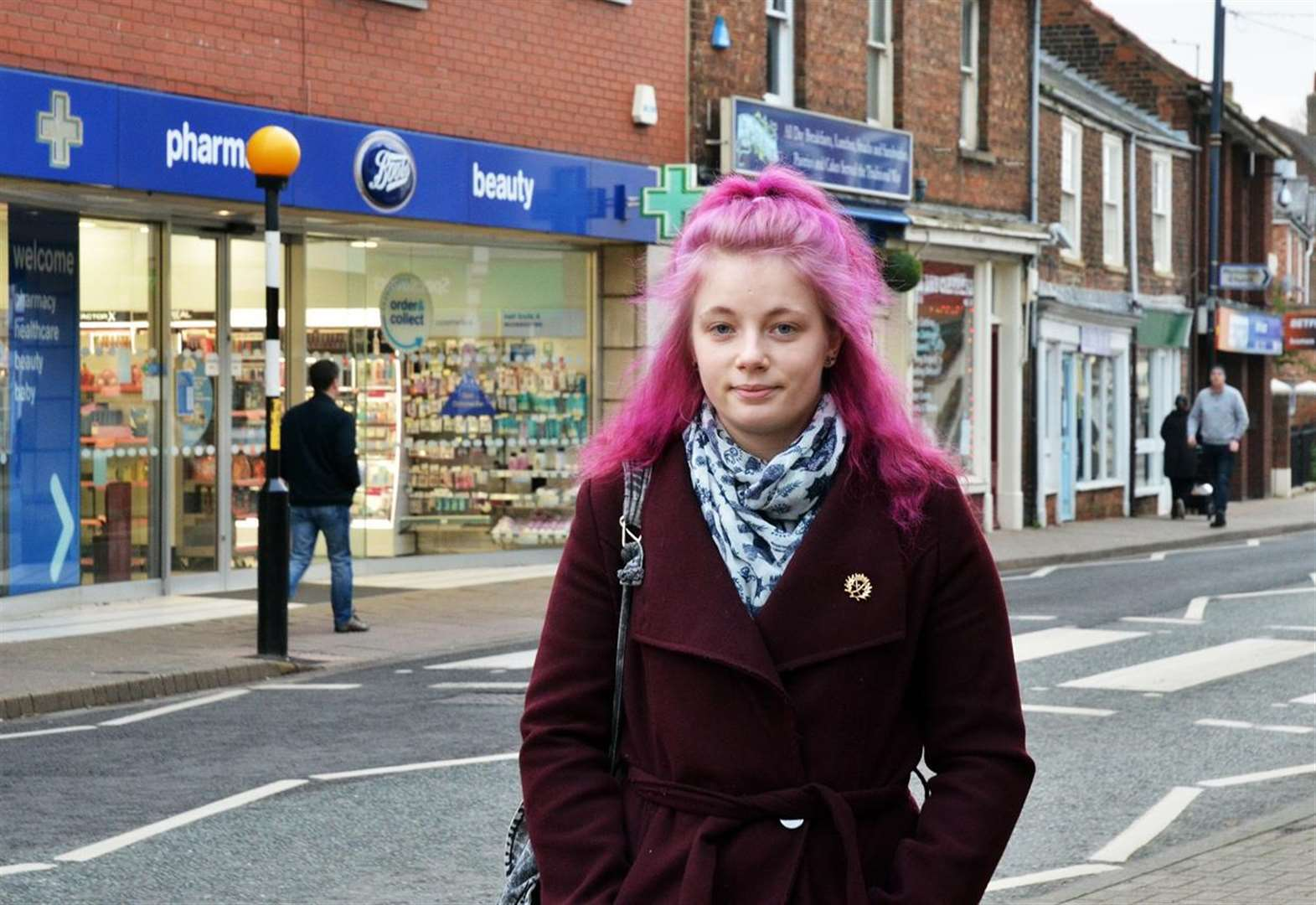 Young stateswoman Millie aims to 'make a difference' in Holbeach as new parish councillor