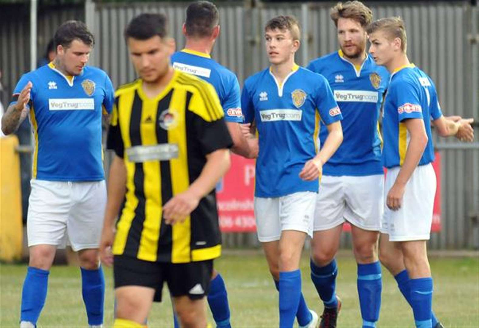 FOOTBALL: Spalding United target semi-final place