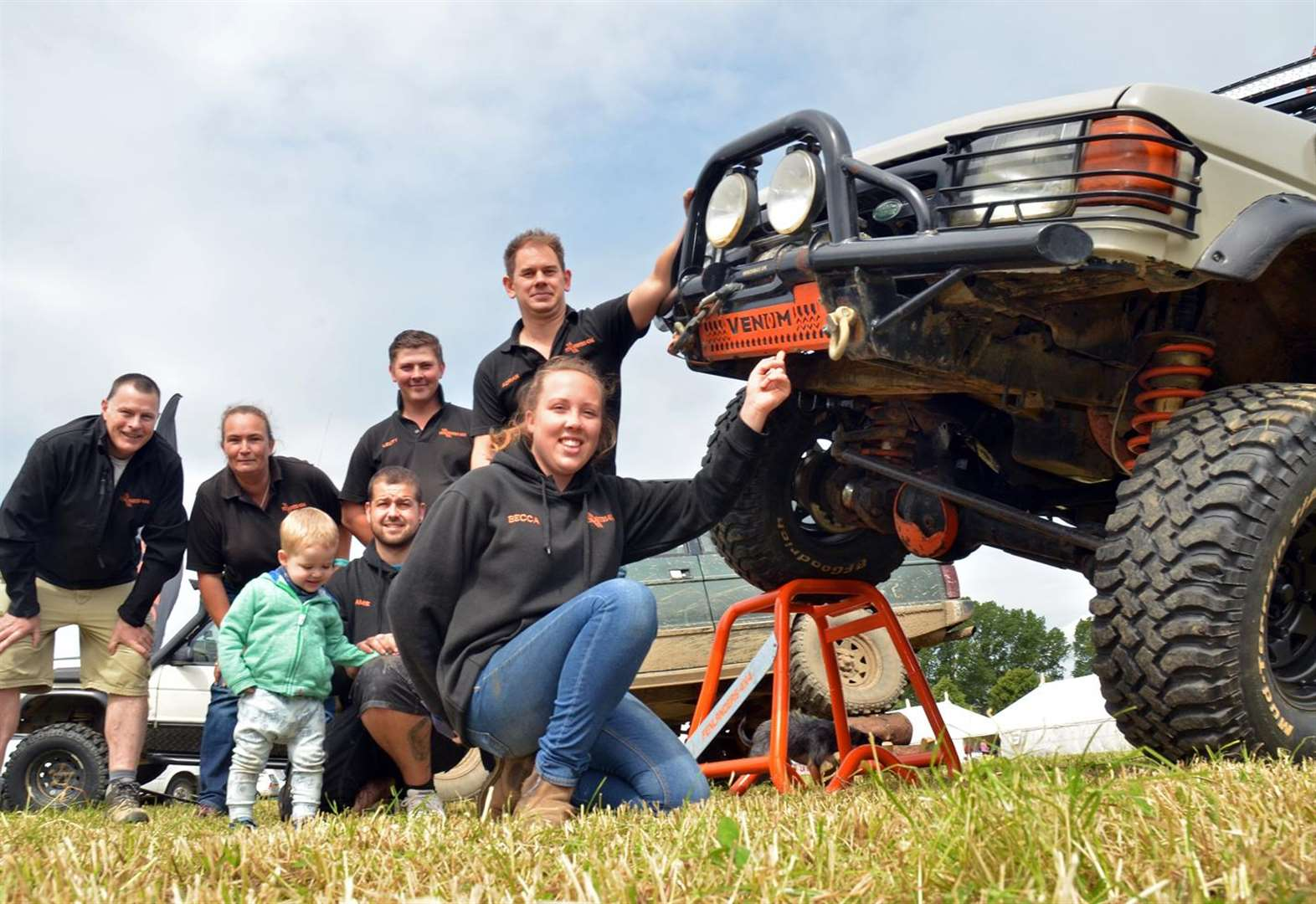 HOLBEACH TOWN AND COUNTRY FAYRE: Best-ever show for thousands at Kings Field