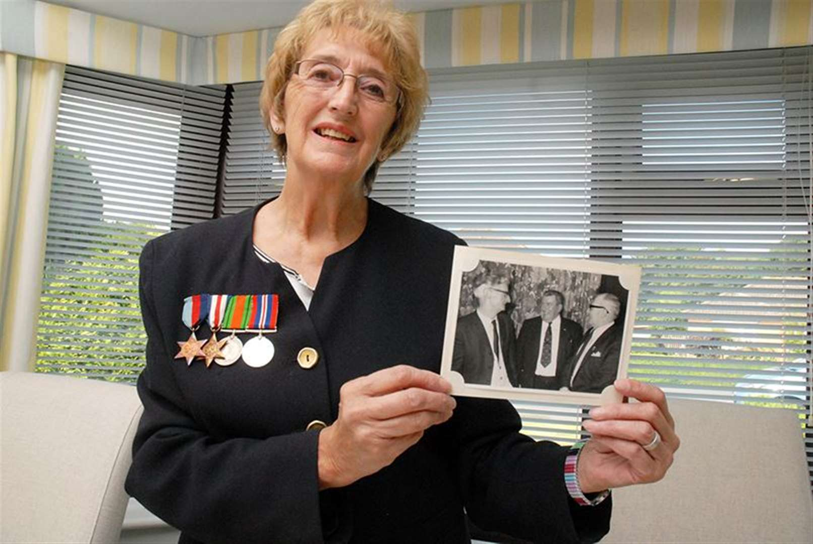 Angela's two journeys on 75th anniversary of the Battle of Arnhem
