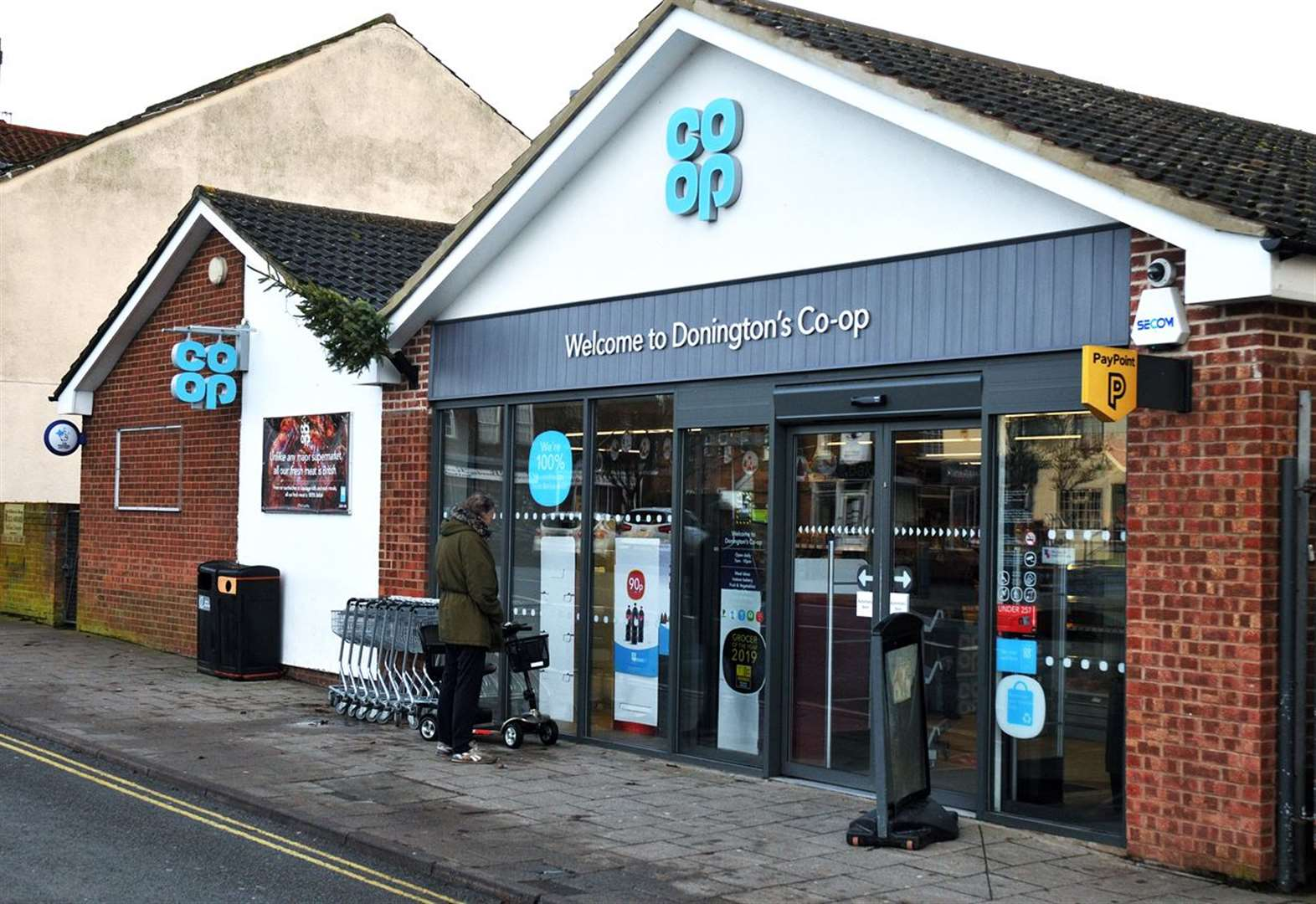 'Village Co-op here to stay' is the pledge from bosses
