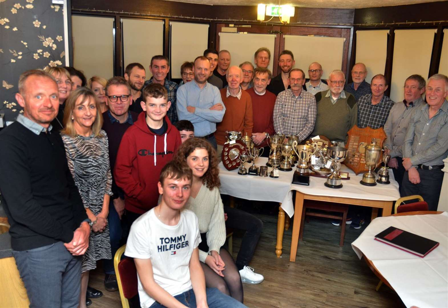 CYCLING: Awards night in Spalding for club members