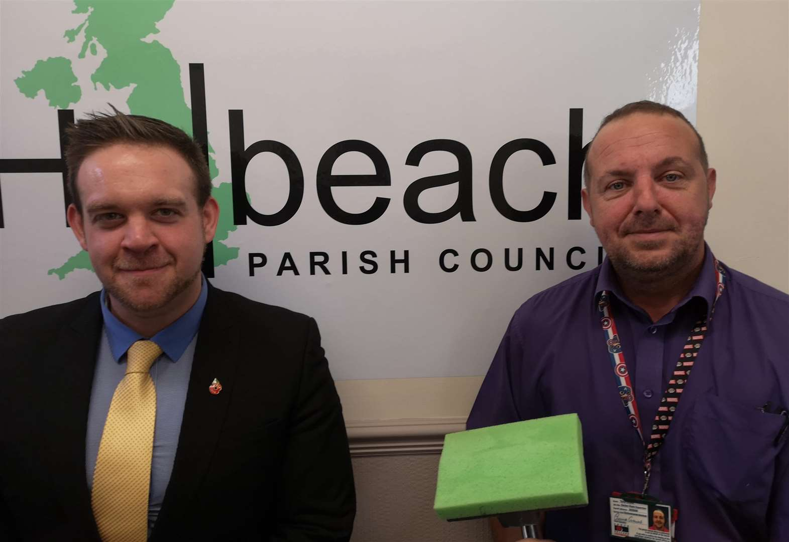 Fightback starts against rubbish across Holbeach