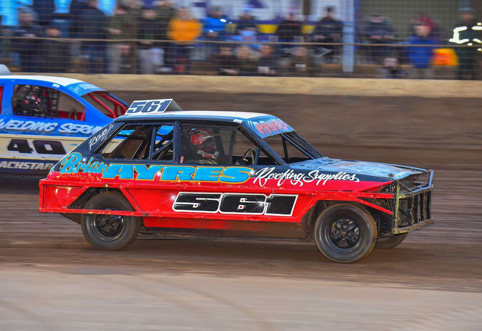 STOCK CARS: Murphy races away from heat rivals
